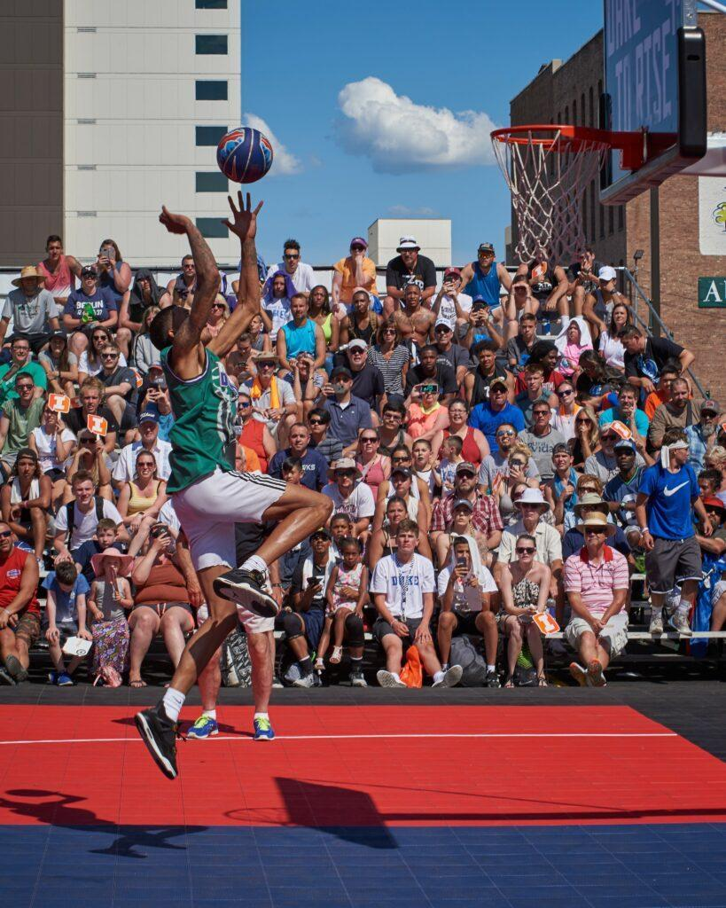 Hoopfest 2019 - Slam Dunk Contest